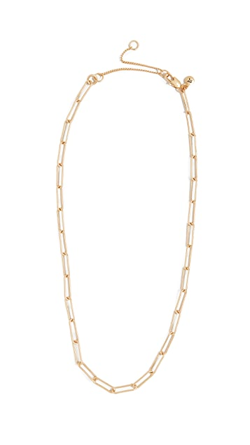 Madewell Paperclip Link Necklace