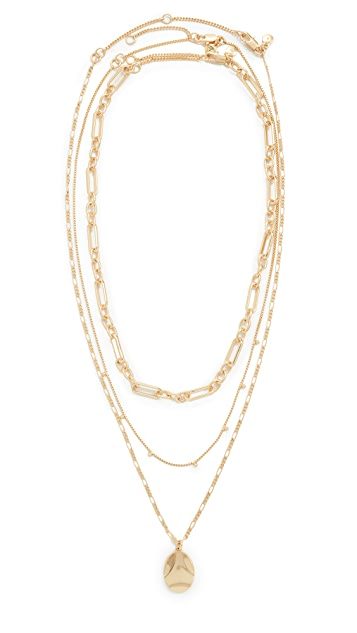Madewell Studio Layer Necklace