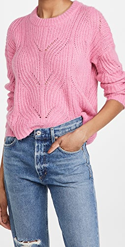 Madewell - Dasher Stich Crew Sweater