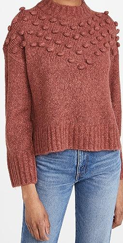 Madewell - Bobble Chestnuts Roasting Crew Sweater