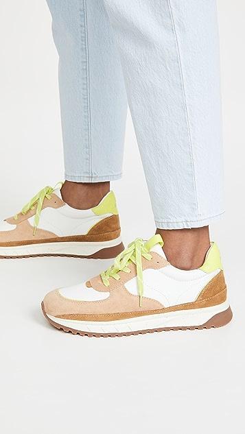 Madewell Sidewalk In Neon 运动鞋