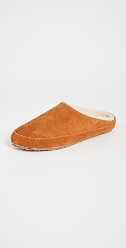 Madewell - Suede Scuff Slippers