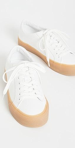 Madewell - Sidewalk Low Top Sneakers