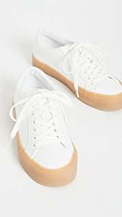 Madewell Sidewalk Low Top Sneakers