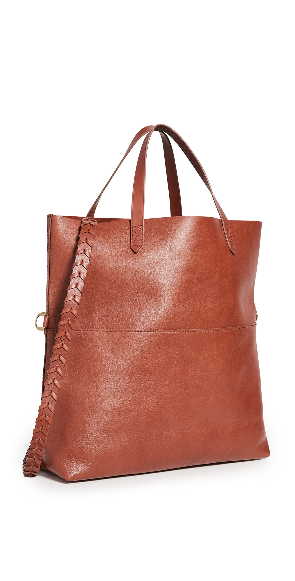Madewell Fold Over Tote