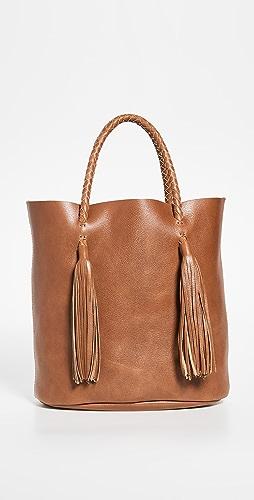 Madewell - The Tasseled Bucket Bag