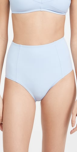 Madewell - Morgan High Waist Bikini Bottoms