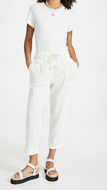 Madewell New Fiji 长裤