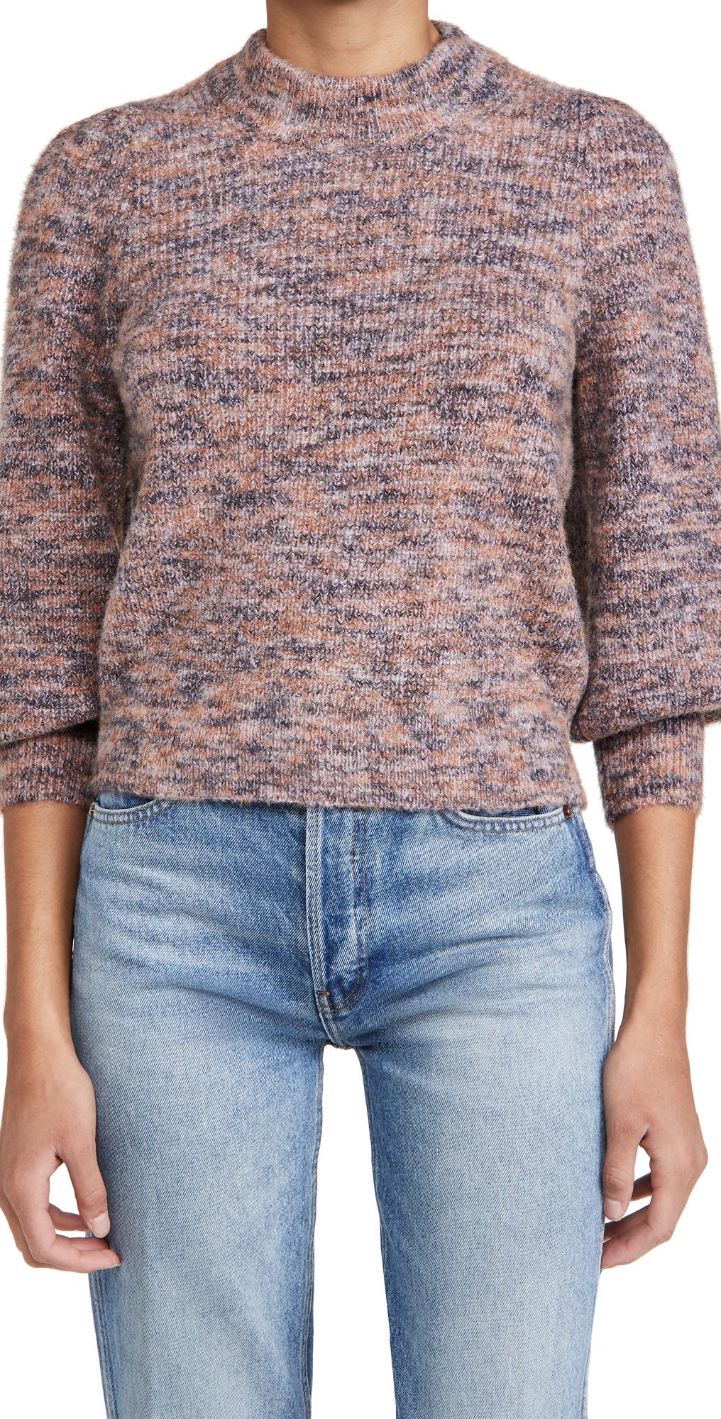 Madewell Nicole Puff Sleeve Pullover