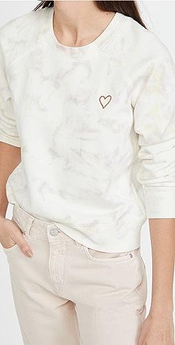 Madewell - 扎染运动衫