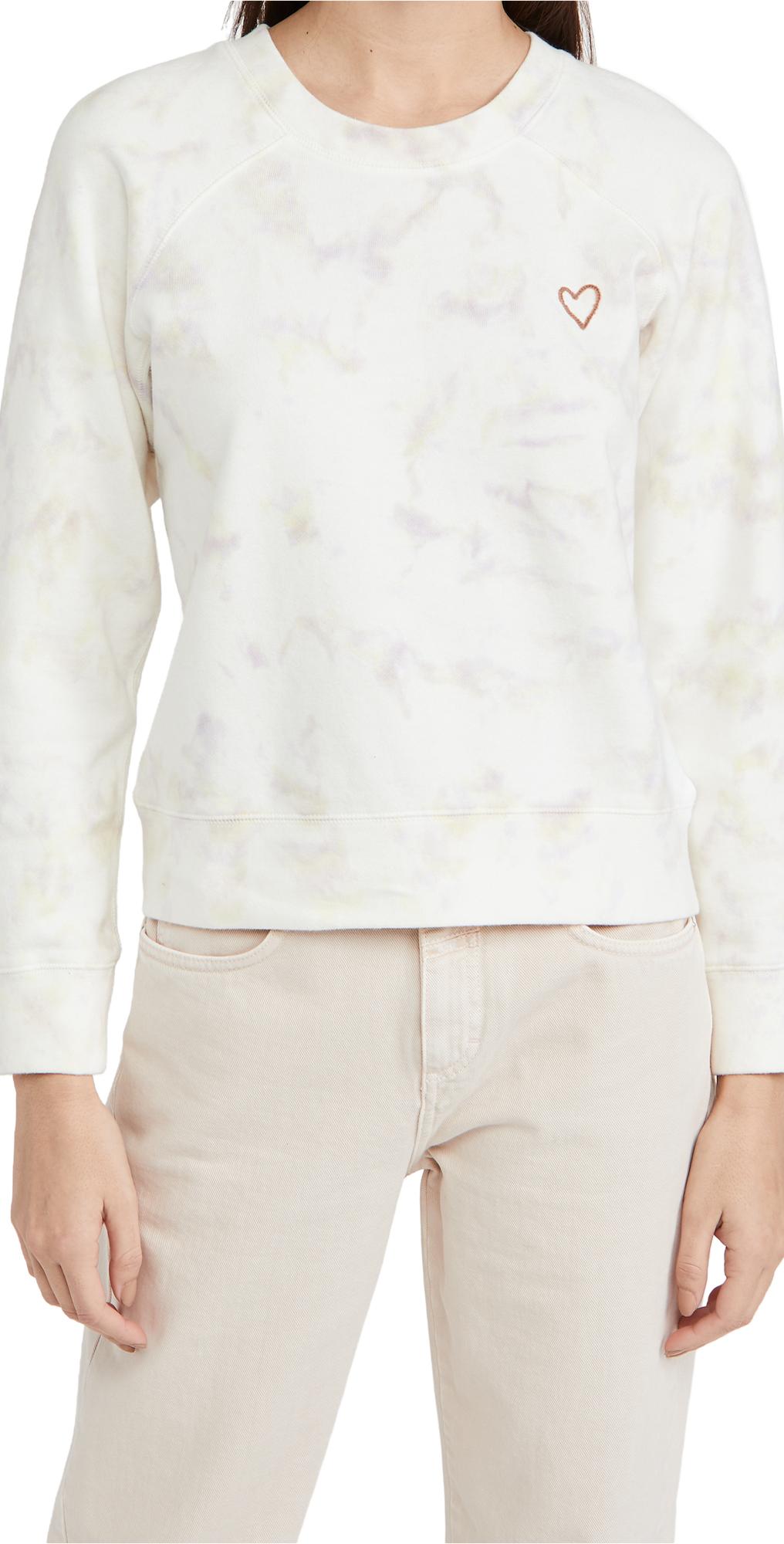 Madewell Tie Dye Sweatshirt