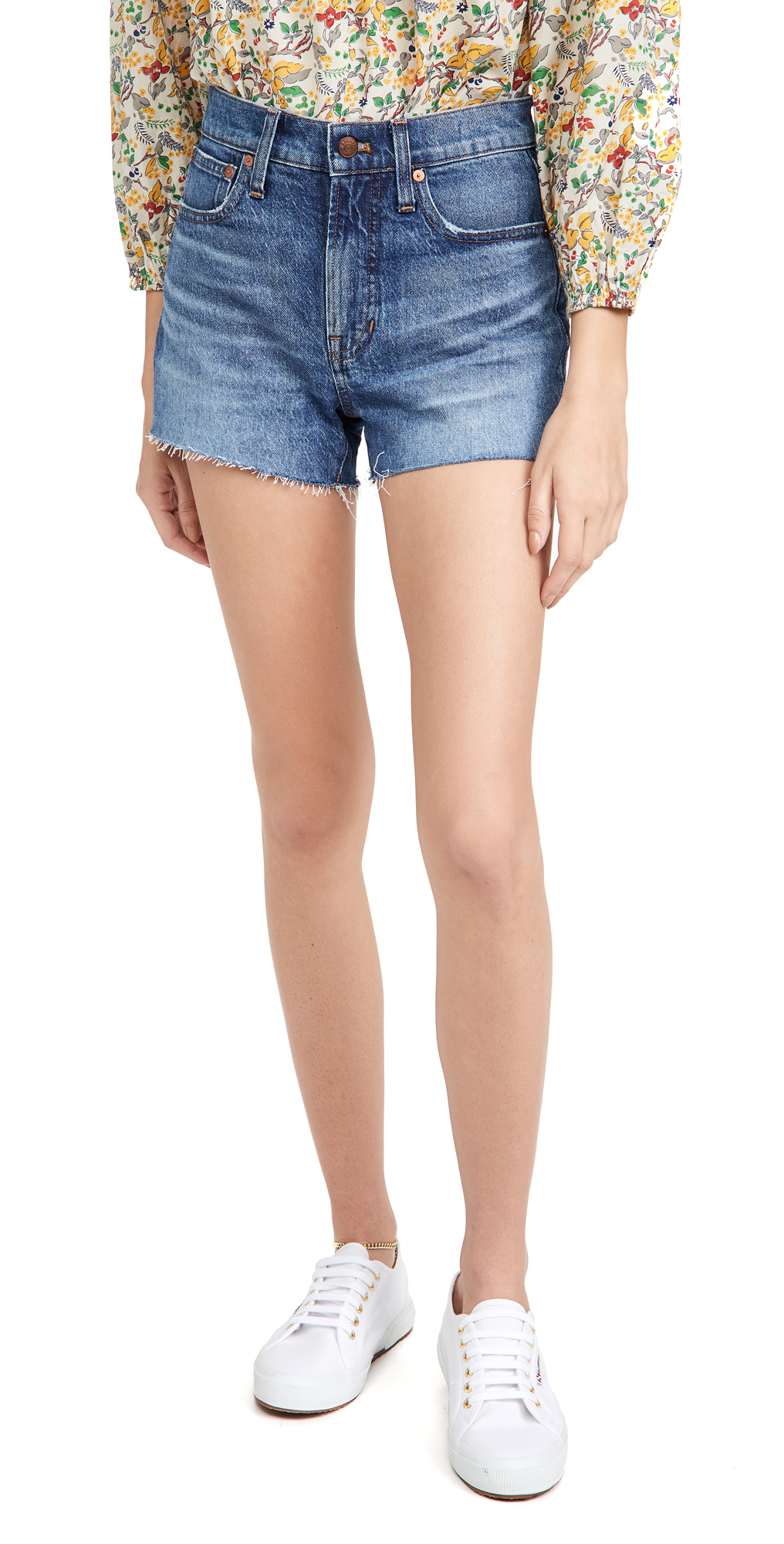 Madewell The Perfect Cutoff Shorts