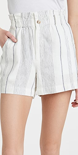 Madewell - Paperbag Shorts