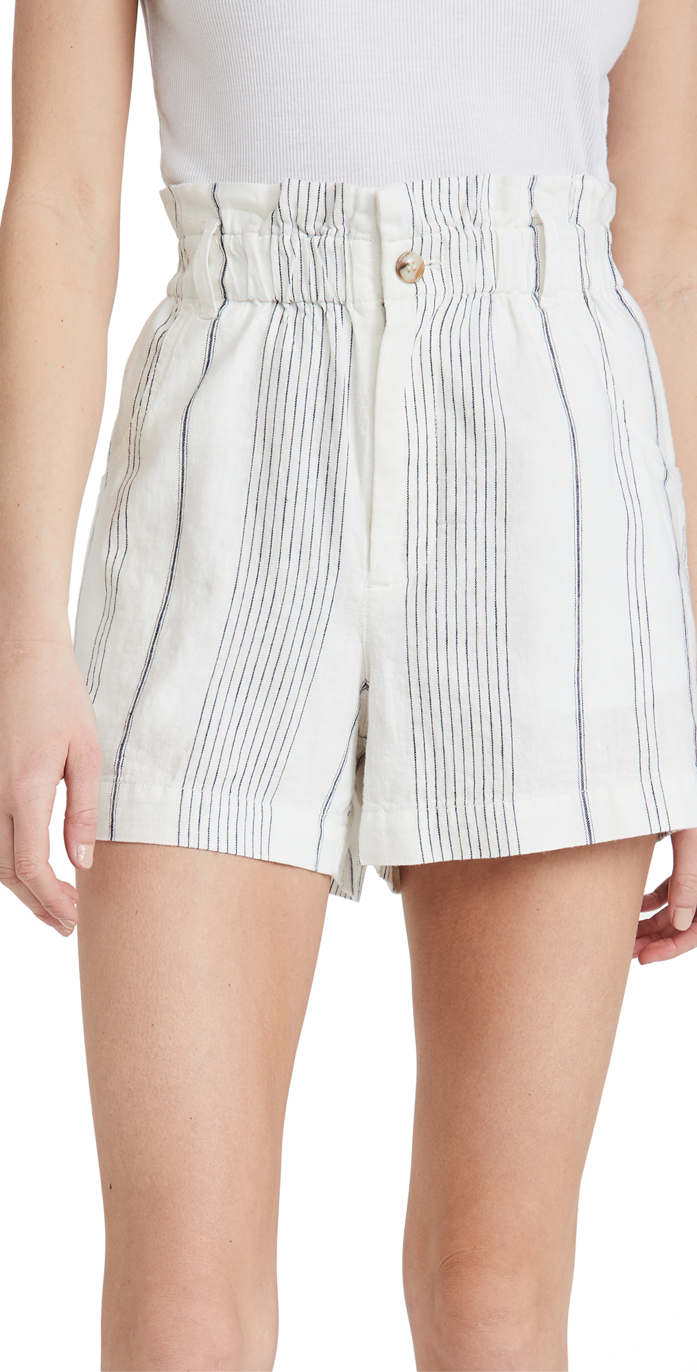Madewell PAPERBAG SHORTS
