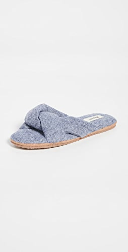 Madewell - Sylvie Twisted Slippers
