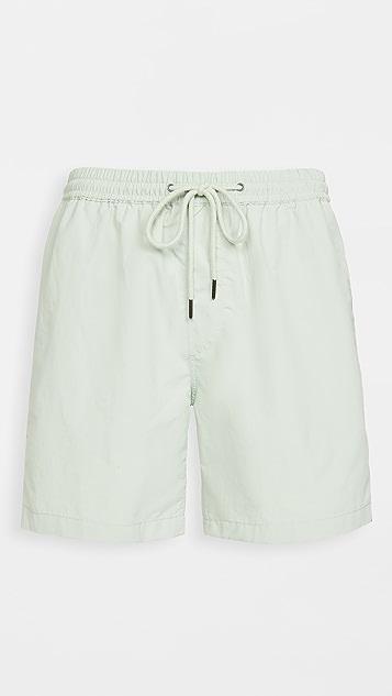 Madewell Drawstring Everywhere Shorts