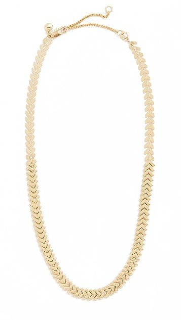 Madewell Infinite Arrow Necklace