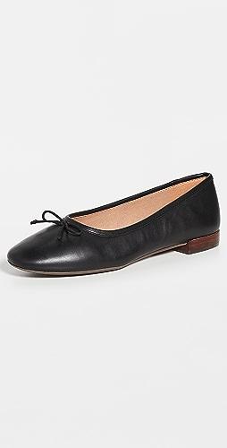 Madewell - Adelle 芭蕾舞平底鞋