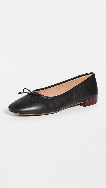 Madewell Adelle 芭蕾舞平底鞋