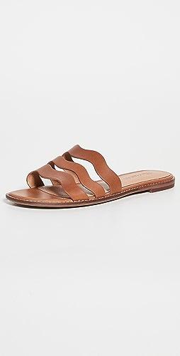 Madewell - Joy Wavy Sandals