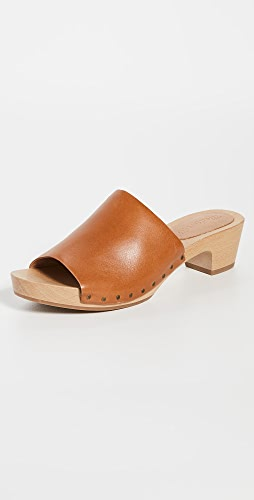 Madewell - Evelyn Slide 木底鞋