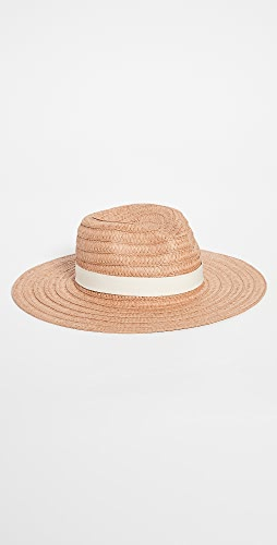 Madewell - 可折叠 Mesa 草编帽