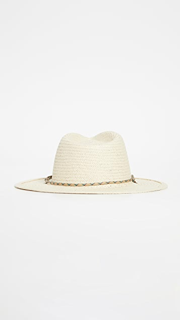 Madewell Bungee Cord Straw Hat