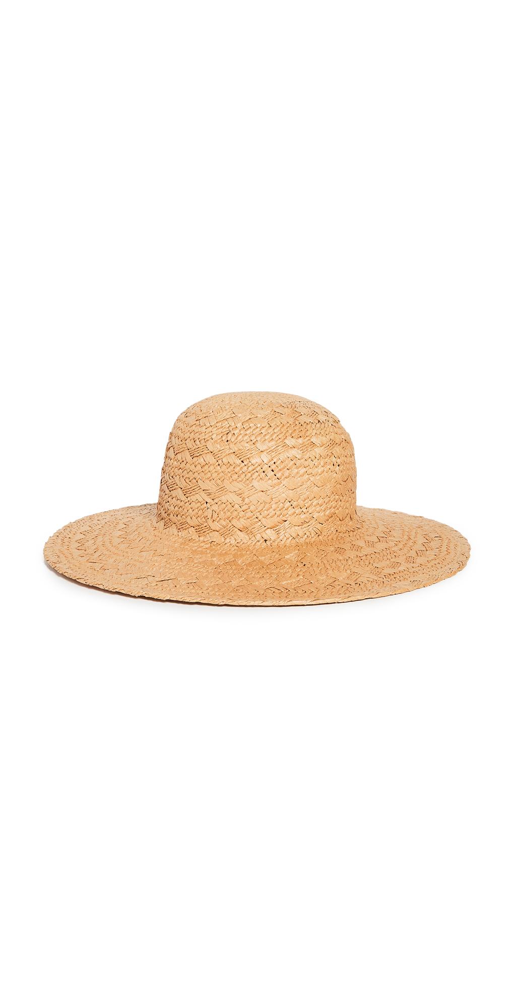 Madewell Multi Weave Straw Hat