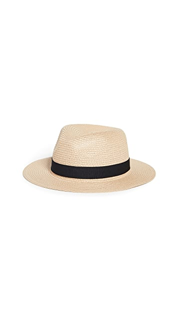 Madewell Packable Fedora