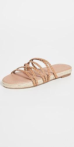 Madewell - Bobbi Crisscross Woven Sandals