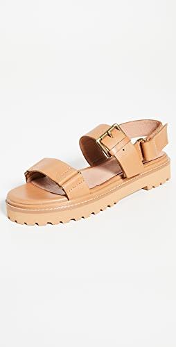 Madewell - The Cady Lugsole Sandals