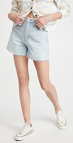 Madewell - Mom 短裤