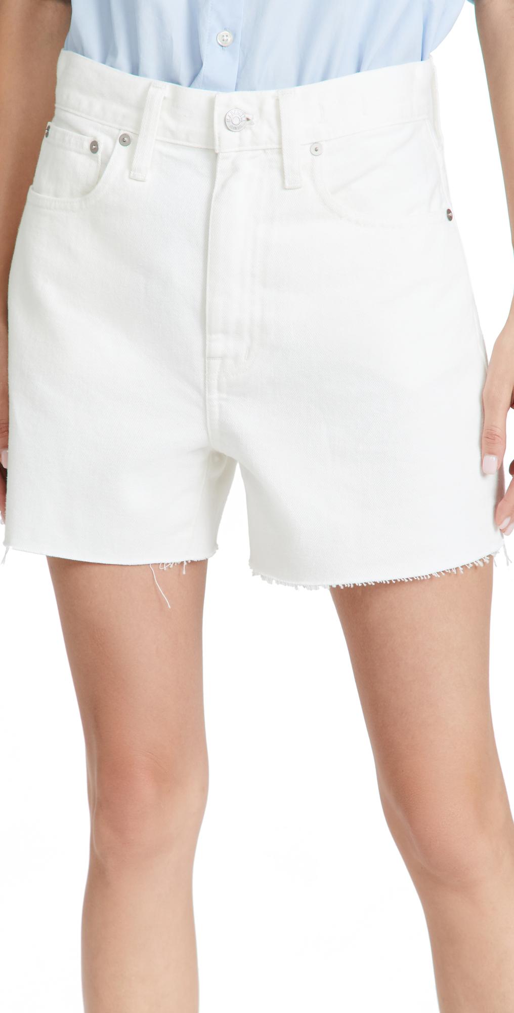 Madewell Mom Shorts