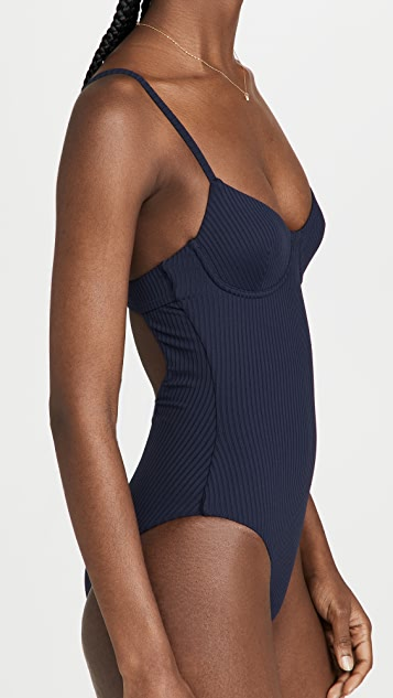 Madewell Second Wave Abbey One Piece