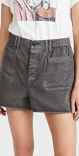 Madewell - 宽松套穿短裤