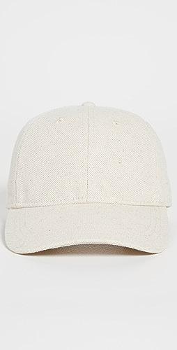 Madewell - 棉质亚麻棒球帽