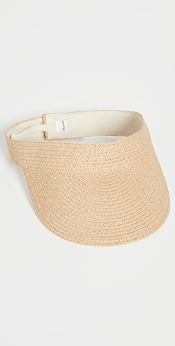 Madewell - 可折叠鸭舌系带帽