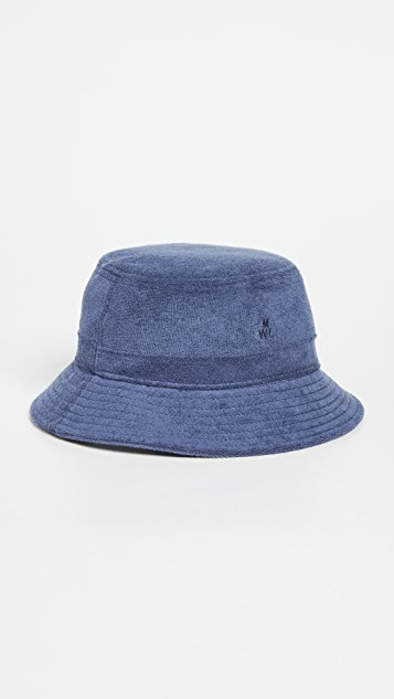 Madewell Terry Cloth Bucket Hat