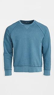 Madewell Garment Dye Crew Neck Sweatshirt