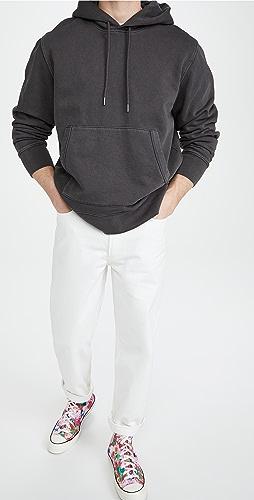 Madewell - Garment Dye Pullover Hoodie