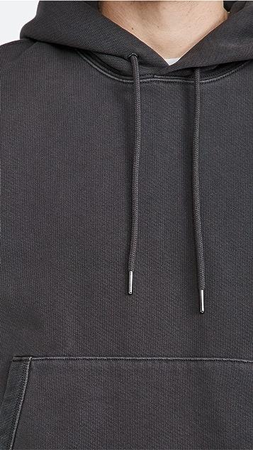 Madewell Garment Dye Pullover Hoodie