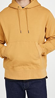 Madewell GMT Dye Pullover Hoodie