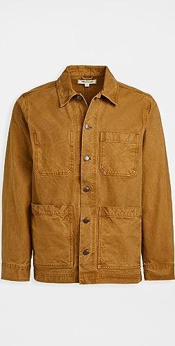 Madewell - Canvas Chore Coat