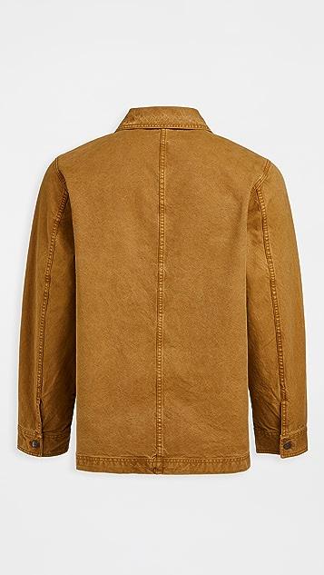 Madewell Canvas Chore Coat