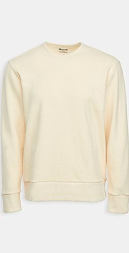 Madewell - Hemp Crew Neck Sweatshirt