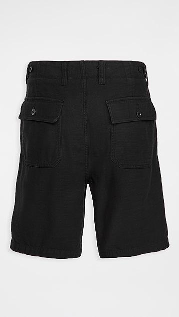 Madewell Surplus Shorts