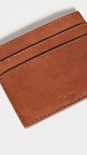 Madewell 卡片包