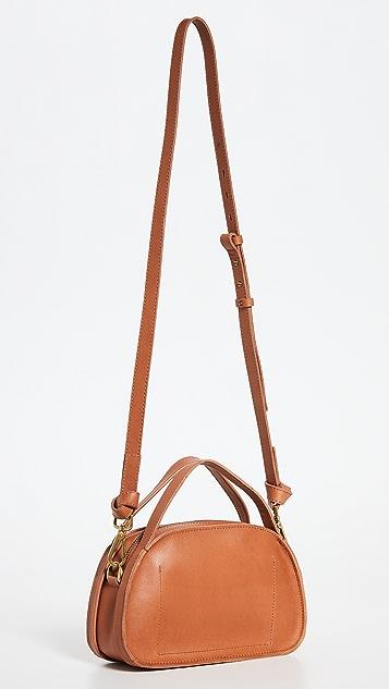 Madewell Sydney Zip Top Crossbody Bag