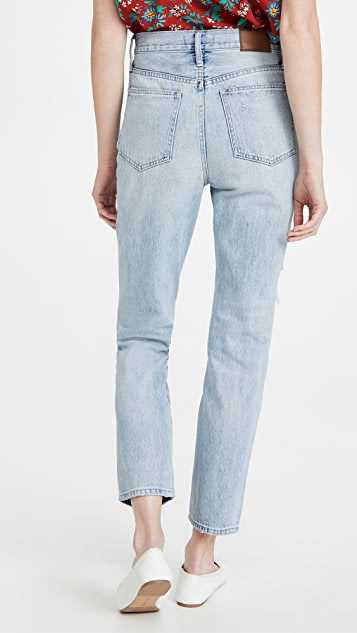 Madewell The Perfect 复古牛仔裤