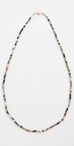 Madewell - Beaded Chain Necklace